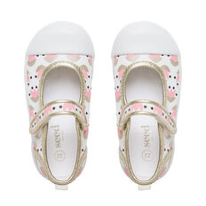 Folk Toddler Mary Janes