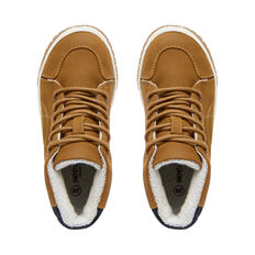 Tan Hightop