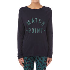 Match Point Long Sleeve Tee