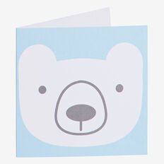 Blue Bear Card