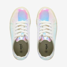 Iridescent Runner