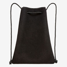 Everyday Drawstring Bag  BLACK  hi-res
