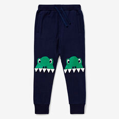 Dino Knee Trackie  MIDNIGHT BLUE  hi-res