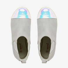 Toe Cap Metallic Mason Boot  IRIDESCENT  hi-res