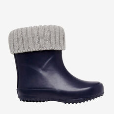 Toddler Gumboots  NAVY  hi-res