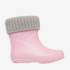 Toddler Gumboots  PINK  hi-res