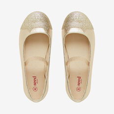 Glitter Ear Ballet  GOLD  hi-res