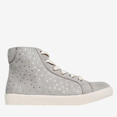 Jewel Hightop  GREY  hi-res