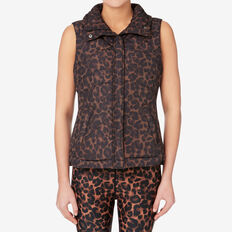 Animal Vest  DARK OCELOT  hi-res