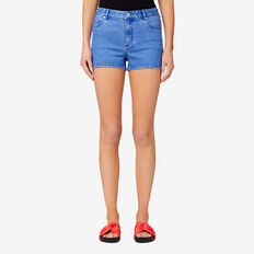 Denim Short  BLUEBELL DENIM  hi-res