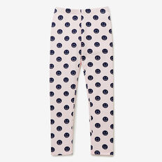 Smiley Face Legging  SODA PINK  hi-res