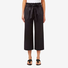 Paperbag Pant  BLACK  hi-res