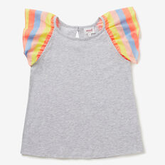 Rainbow Frill Tank  CLOUD  hi-res