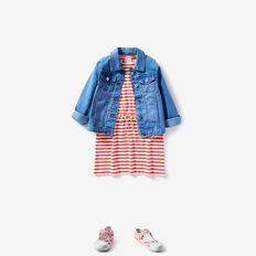 Denim Jacket  BRIGHT SKY WASH  hi-res