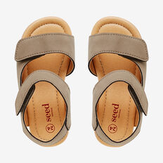 Toddler Sandal  STONE  hi-res