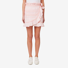 Decorative Trim Skirt  SOFT PINK  hi-res
