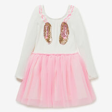 Ballet Slipper Dress  CANDY PINK  hi-res