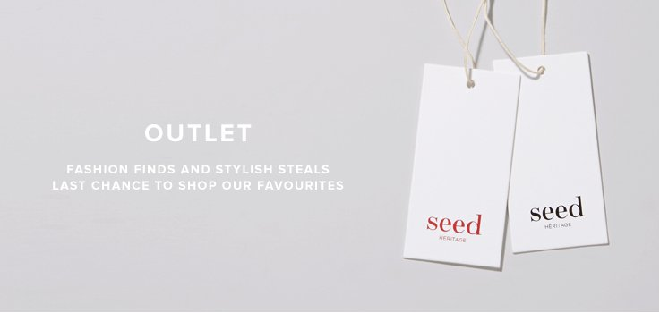 Seed Outlet