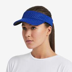 Sports Mesh Visor  BLUE  hi-res