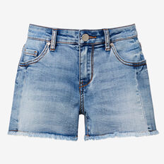 Panel Short  CLASSIC BRIGHT WASH  hi-res