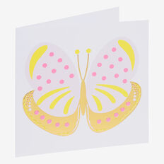 Butterfly Card  MULTI  hi-res