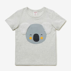 Novelty Koala Tee  ICY MARLE  hi-res