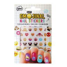 Funny Face Nail Stickers  MULTI  hi-res