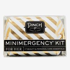Minimergency Kit  GOLD STRIPE  hi-res
