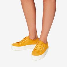 Billie Sneaker  HONEY YELLOW  hi-res