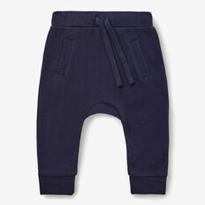 Lion Bum Trackie  MIDNIGHT BLUE  hi-res