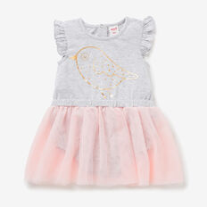 Frill Tutu Dress  MULTI  hi-res