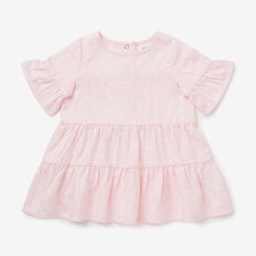 Daisy Tiered Dress  ICE PINK  hi-res