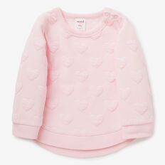 Quilted Windcheater  ICE PINK  hi-res