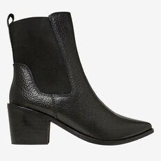 Charlotte Boot  BLACK  hi-res