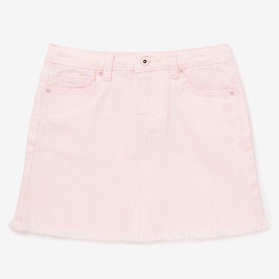 Denim Skirt  ICE PINK  hi-res