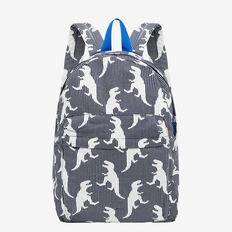 Stripe Dino Backpack  MIDNIGHT BLUE  hi-res