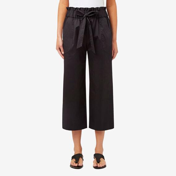 Paperbag Pant  BLACK  hi-res