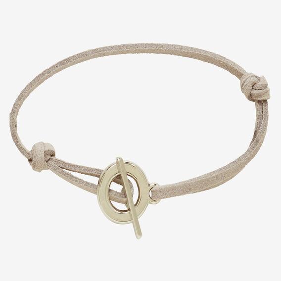 Toggle Clasp Bracelet  GREY/SILVER  hi-res