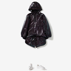 Spot Jacket  BLACK  hi-res