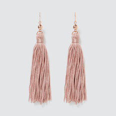 Tassel Earrings  NEW NUDE  hi-res