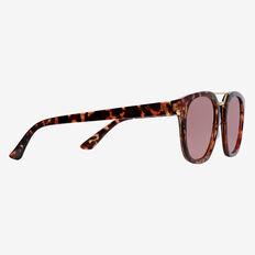 Square Topbar Sunglasses  TORT  hi-res