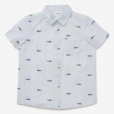 Printed Shirt  VINTAGE WHITE  hi-res
