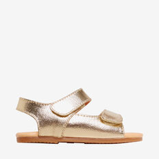 Metallic Sandal  GOLD  hi-res