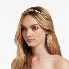 Stone Headband  ROSE GOLD  hi-res