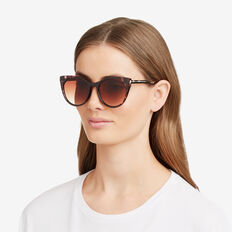 Ana Cats Eye Sunglasses  TORT  hi-res