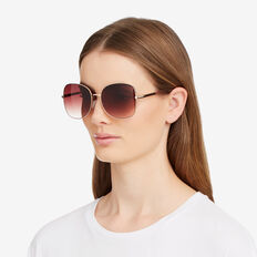 Hollie Fashion Sunglasses  ROSE GOLD  hi-res