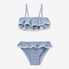 Seersucker Bikini  CORNFLOWER  hi-res