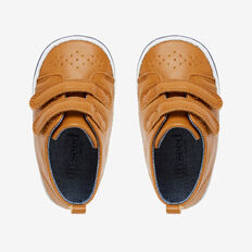 Tan Strap Runner  TAN  hi-res