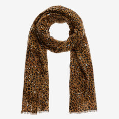 Mini Ocelot Scarf  NEUTRAL  hi-res