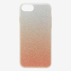 Gradient Phone Case 6 7 8  ROSE/SILVER  hi-res